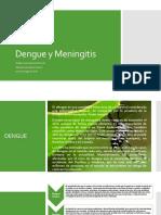 Dengue y Meningitis