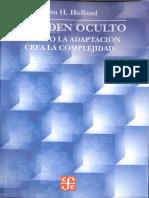 Holland_2004--El Orden Oculto--cómo la adaptación crea la complejidad.pdf