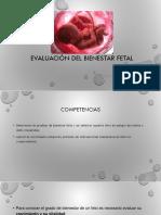 Evaluación Del Bienestar Fetal