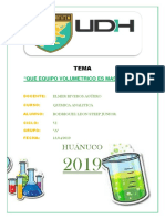 Informe Quimica Analitica 3