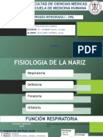 FISIOLOGIA DE L ANARIZ