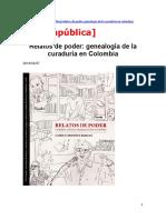 Curaduria en Colombia