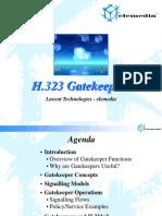 H.323 Gatekeepers