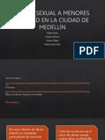 ABUSO SEXUAL a MENORES Problemas Colombianos (Corregida)