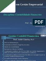 Contabilidade Financeira - Aulas André Limeira