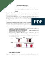 Matriz Ansoff e Integração Vertical