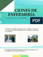 Funciones de Enfermeria 2
