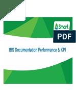 IBS Documentation Performance & KPI 05June2017