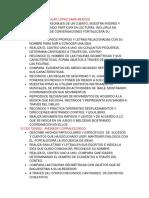 informe de Calificaciones el alumno 2°A 2018-2019