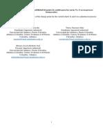 Aplicación de Análisis de Sensibilidad Del Punto de Cambio Para Las Cartas X y S en Un Proceso Farmaceutico