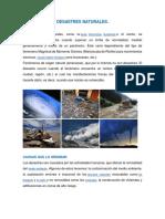 DESASTRES NATURALE1QQQ