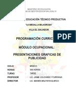 Modulo Presentaciones graficas 2019.doc