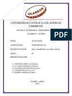 Universidad Católica Los Angeles Chimbote