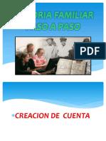 Presentación Historia Familiar