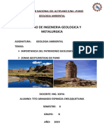 Monografia de Geologia Ambiental (1)