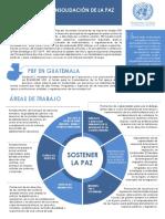 PBF Fact Sheet Guatemala 2019