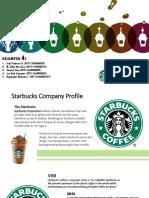 Starbucks Corporation Strategy Analysis
