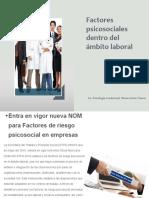 Factores Psicosociales Entro Del Ambito Laboral (2) (1)