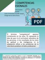 Modelo de Competencias Profesionales