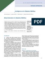 Alteraciones en Hemograma en Diabeticos
