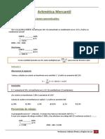 Aritmética mercantil