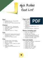 JOW_High Protein Foods ListCB