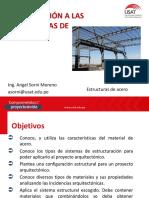 UD1 Introducción a Las Estructuras de Acero