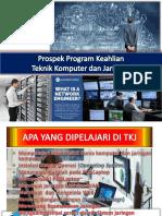Prospek Teknik Komputer Dan Jaringan