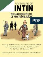 27 Tintin the Freelance Reporter