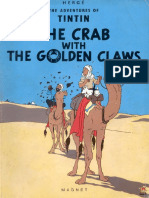 09 Tintin and the Crabs With the Golden Claws
