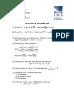Guía de Trigonometría, Periódo, Par e Impar