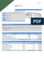 analisis de Nave Industrial