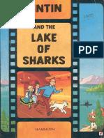 25 Tintin and the Lake of Sharks
