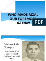 WHO-MADE-RIZAL-OUR-FOREMOST-BAYANI.pptx