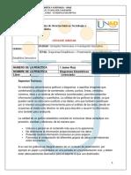 Diagramas Estadísticos – Presentación de la Información.