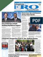 Washington D.C. Afro-American Newspaper, November 6, 2010