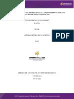 Articulo Teorias de Desarrollo