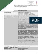 Presentación Informe Final de Practica