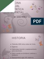 e. Medicina Manual
