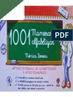 1001 maneiras de alfabetizar