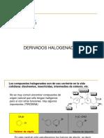 Halogenos y derivados