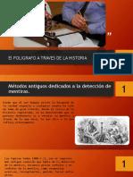 Historia Del Poligrafo