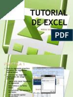 Tutorial de Exel
