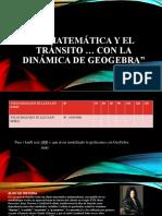 La Matemática y El Tránsito