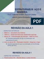 Aço Madeira - Aula 02
