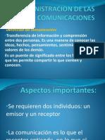 Proceso de Comunicacion