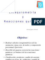 QG - Semana 6 - Estequimetría.pdf