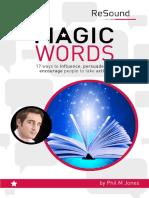 Magic Words Resound