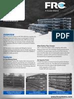 Flocculators Brochure All Models NORTH AMERICA
