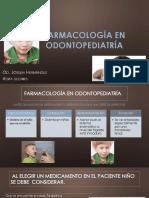 Farmacología en odontopediatria .pdf